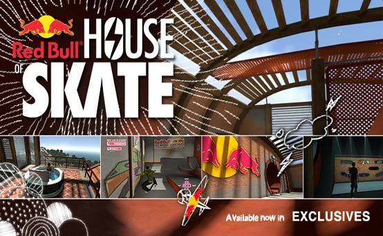 Red Bull House of Skate Comes to PlayStation Home + Weekly Update