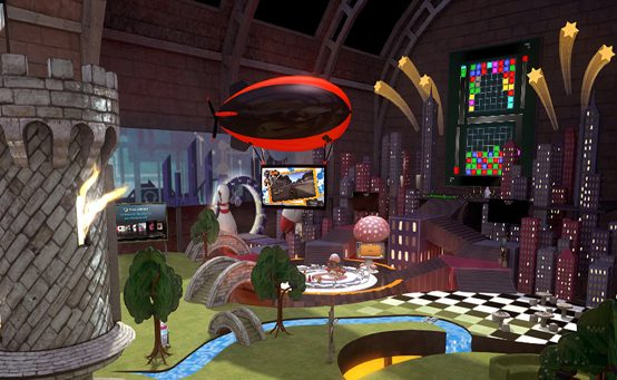 11 New Games Come to PlayStation Home This Wednesday