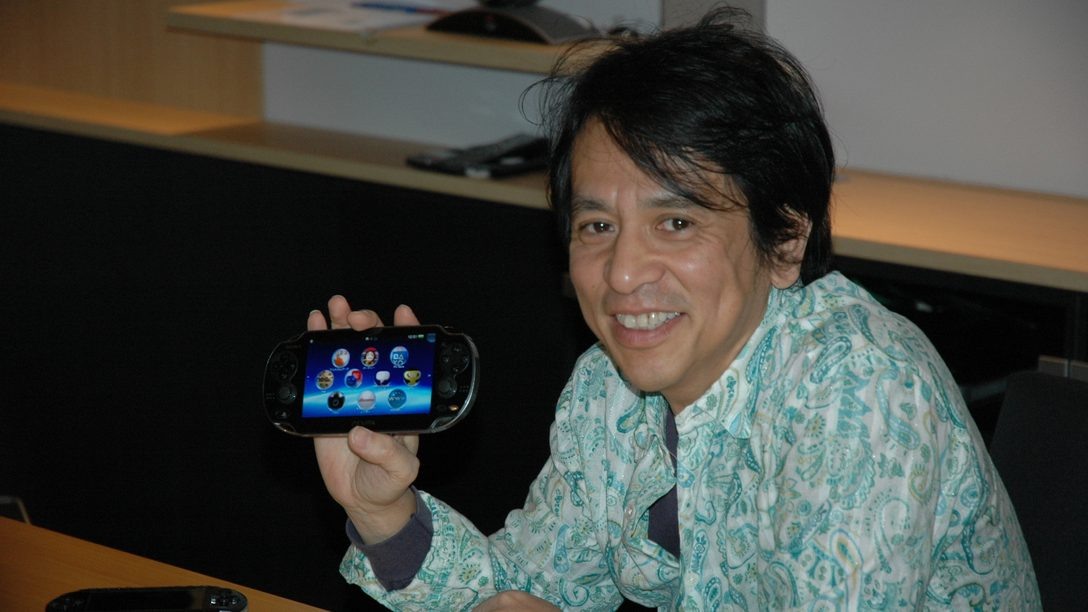 PS Vita Designer On Perfect Screen Size And Battling Engineers