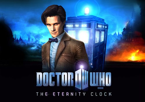Creating Monsters For Doctor Who: The Eternity Clock