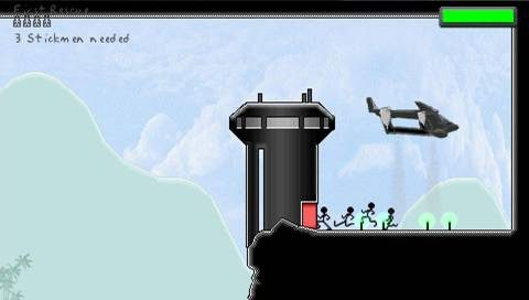 The Making of Stick Man Rescue, Out Tomorrow on PSN
