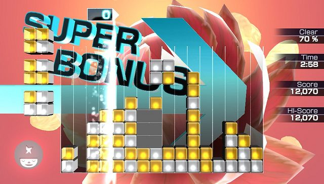 Ubisoft PS Vita Week: Building on a Classic with Lumines Electronic Symphony