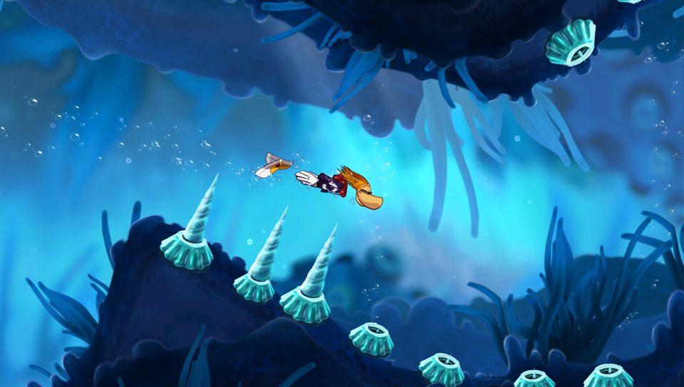 Ubisoft PS Vita Week: Rayman Origins