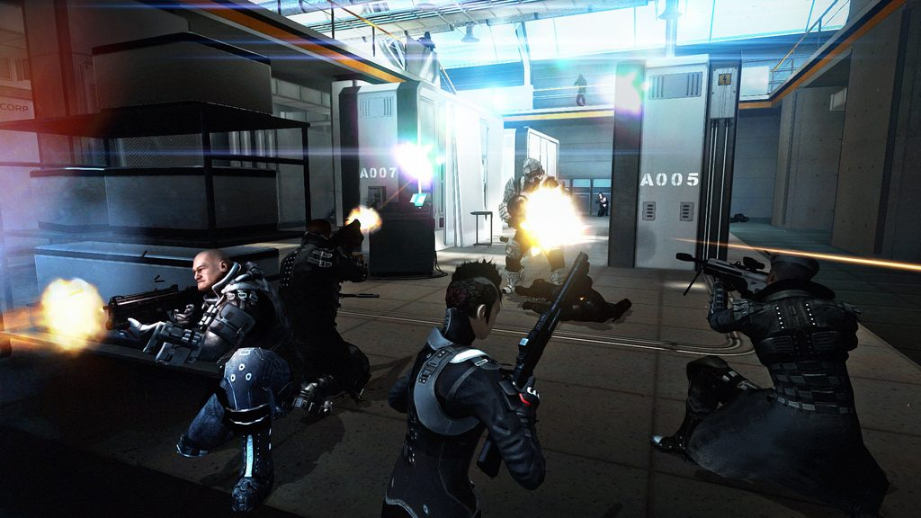 Welcome to the PS3 Demo of Syndicate, Coming to PSN Today