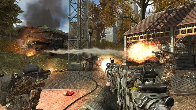 First MW3 Maps Hit PS3 Call of Duty Elite Premium Members on 2/28