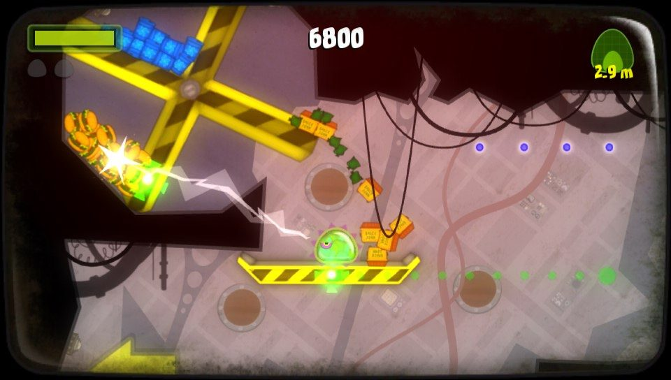 Tales from Space: Mutant Blobs Attack – Platforming Fun for Your PS Vita