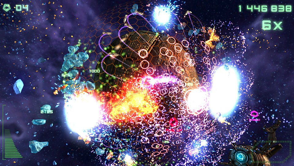 Super Stardust Delta for PS Vita: DLC and New Screens Revealed