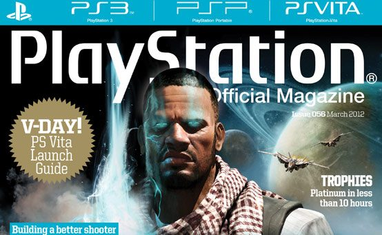 Starhawk Lands in PlayStation: The Official Magazine
