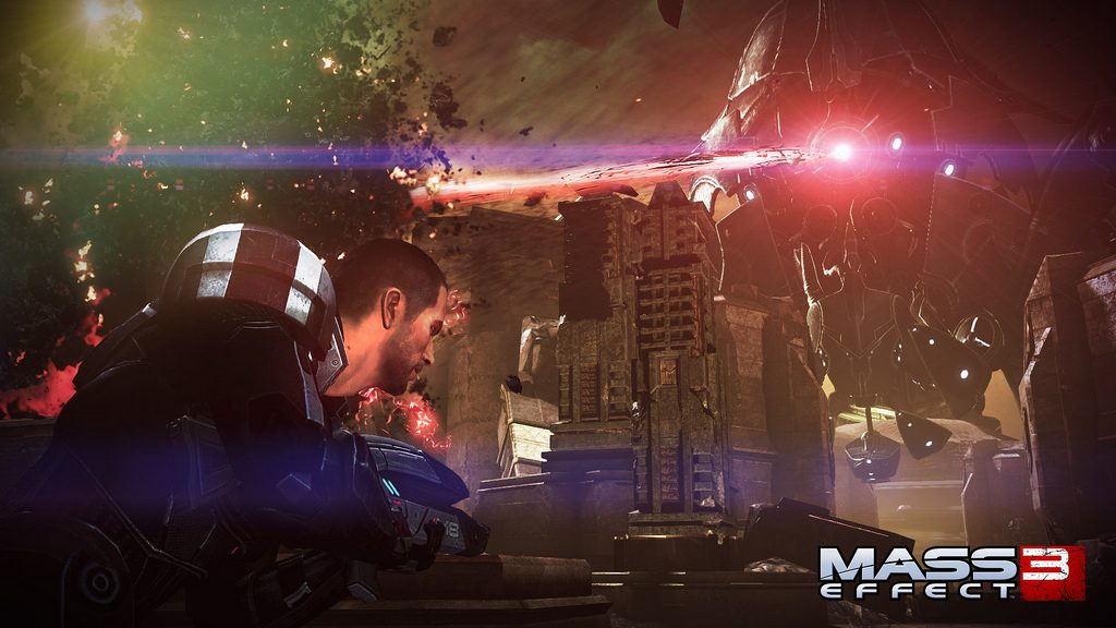 Mass Effect 3 Demo Coming Today to PSN