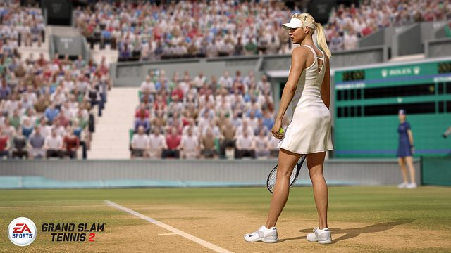 Grand Slam Tennis 2 Moves to PS3 Today