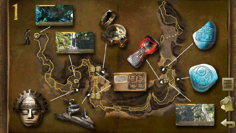 Excavate the UNCHARTED: Golden Abyss Treasure Map Pack This Wednesday