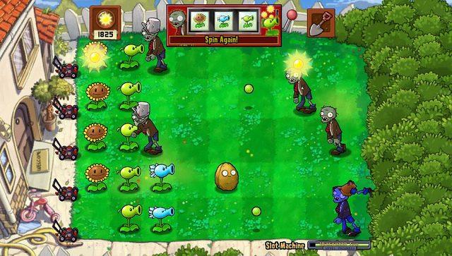 Plants vs Zombies for PS Vita Shambles to PSN Today
