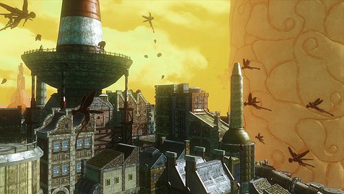 Gravity Rush Coming To PS Vita As Both Download And Game Card On 13th June