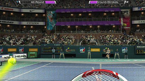 Virtua Tennis 4: World Tour Edition Serving Up Tomorrow