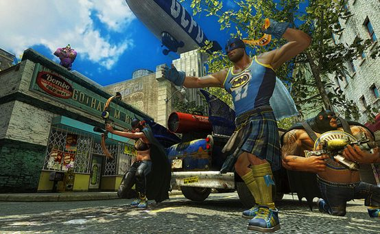 Gotham City Imposters Hits PSN Today, Read the Origin Story Here