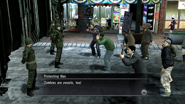 Yakuza: Dead Souls Out Tomorrow – Fight for Zombie Rights