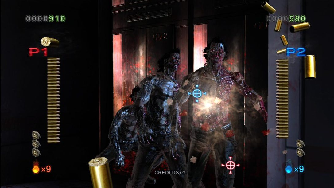 House Of The Dead 4 – Coming To PSN This April