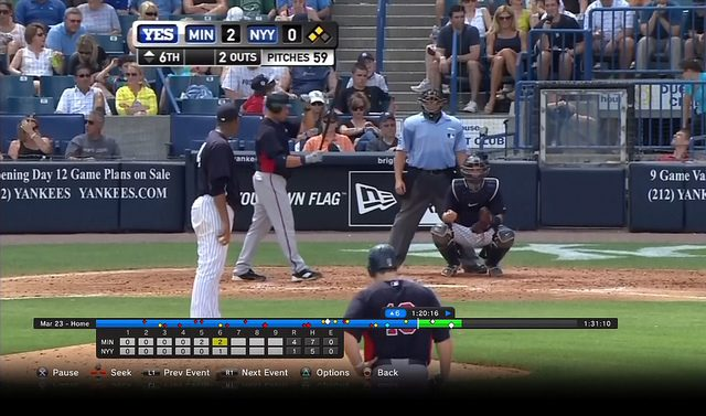 MLB.TV is Ready for Opening Day 2012 on PlayStation Network