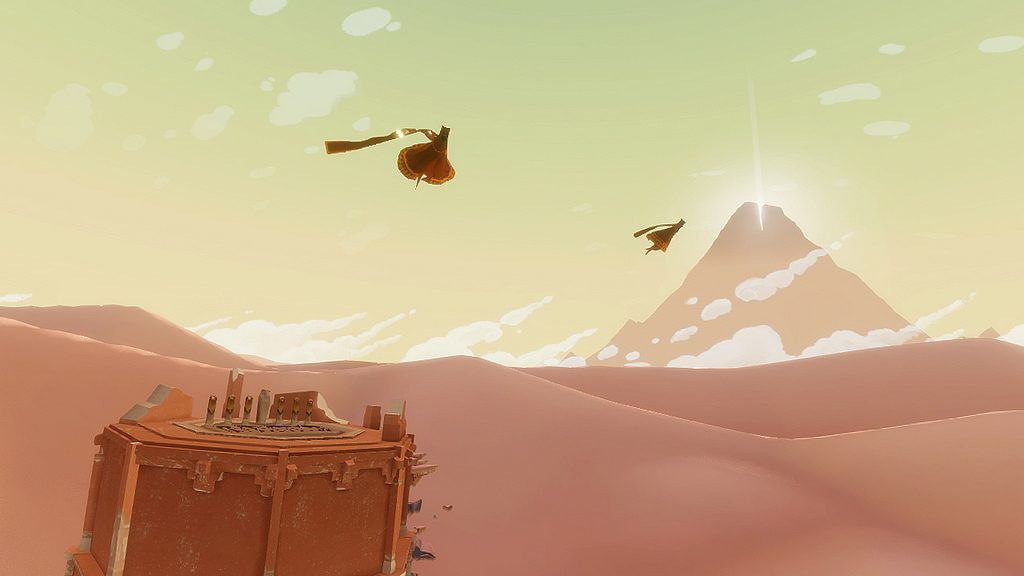 Journey is PSN's Fastest-Selling Game, Soundtrack Coming Soon