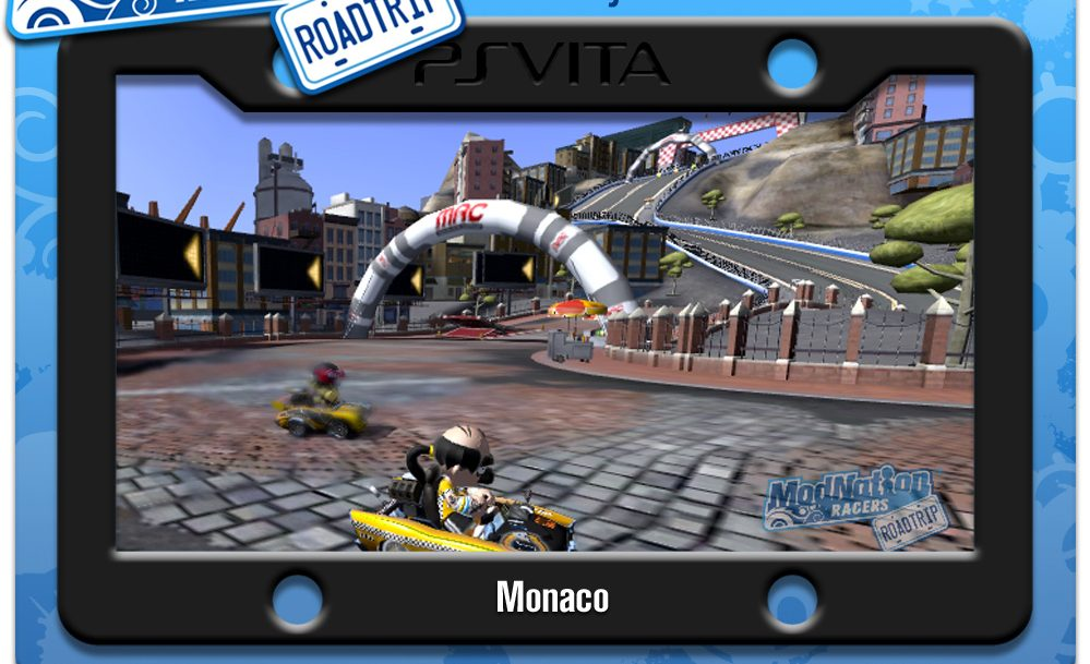 ModNation Racers: Road Trip – Any Way You Want It
