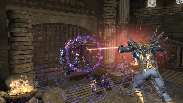 New DC Universe Online DLC Tomorrow: The Battle for Earth