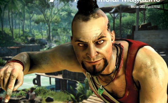 PlayStation: The Official Magazine Embarks for Far Cry 3
