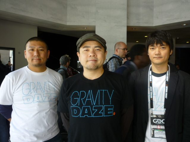 Gravity Rush's Creators Reveal The Game's Origins