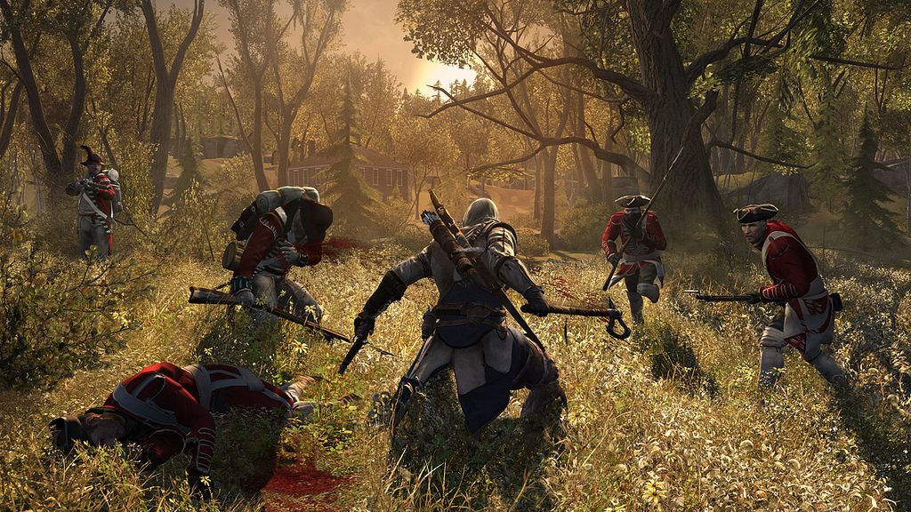 Assassin's Creed III Q&A: Revolution (and Evolution)