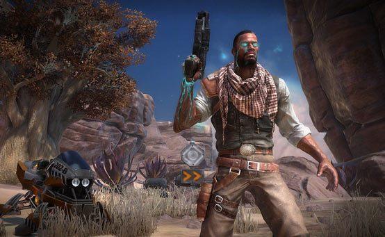 Starhawk Campaign Hands-On: Wild Wild West