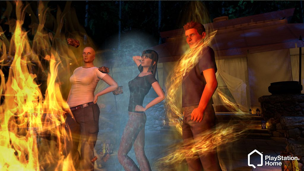 PlayStation Home: x7 Update, Lockwood Sodium 2 Preview + Weekly Update