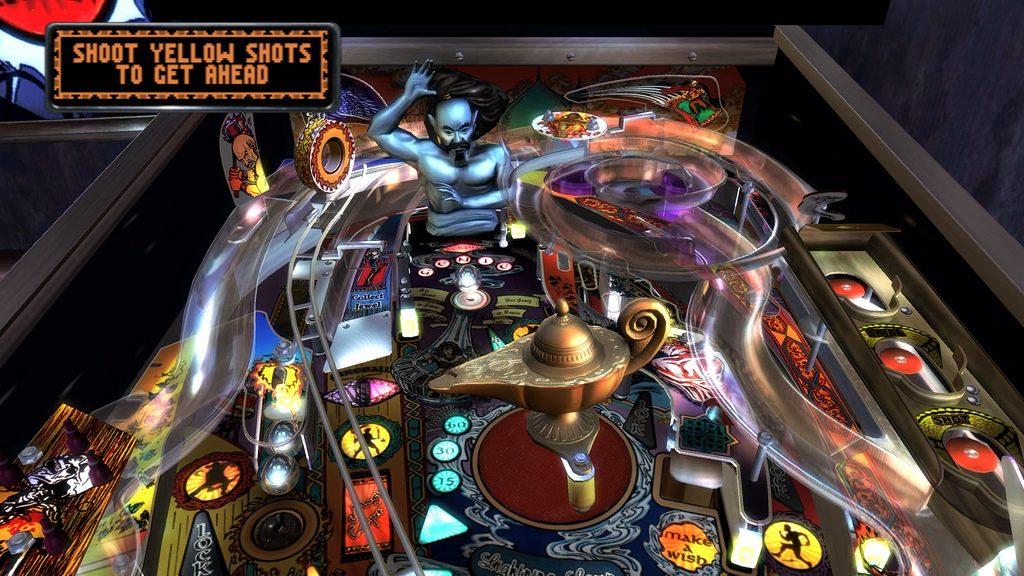 The Pinball Arcade Hits PS3 and PS Vita on April 10th