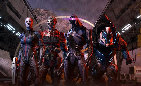 Mass Effect 3: Resurgence Pack Brings New Maps, Weapons, Characters April 10th