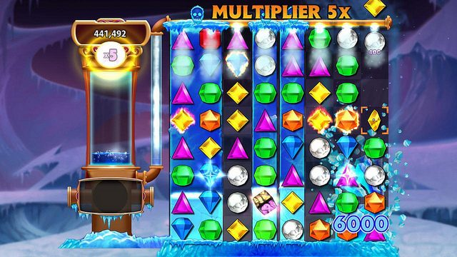 Bejeweled 3 Glimmers on PSN Tomorrow