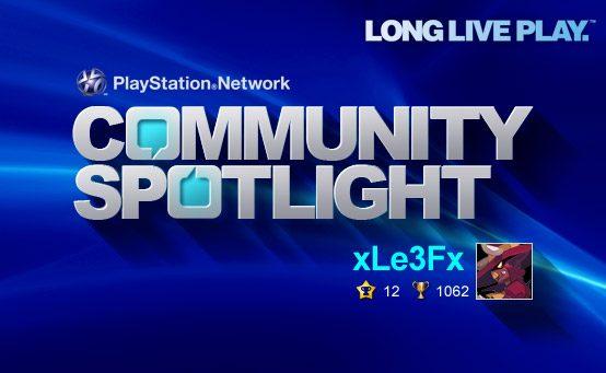Long Live Play PSN Community Spotlight