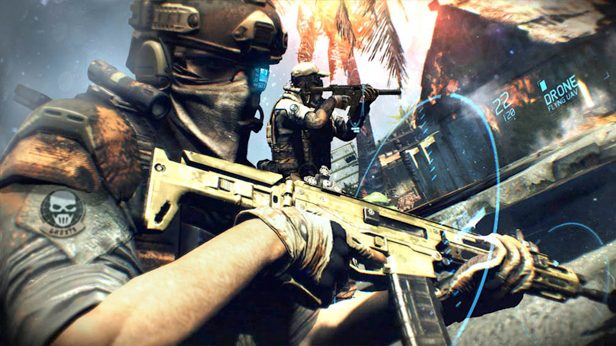 PS Plus Grants First Access to Tom Clancy's Ghost Recon: Future Soldier Beta 4/19