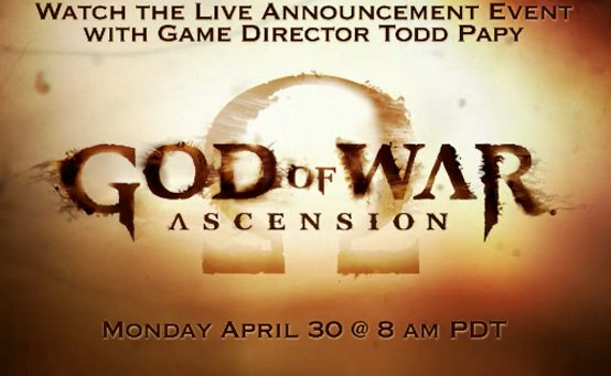 God of War: Ascension – Multiplayer Announcement Live From Santa Monica Studio