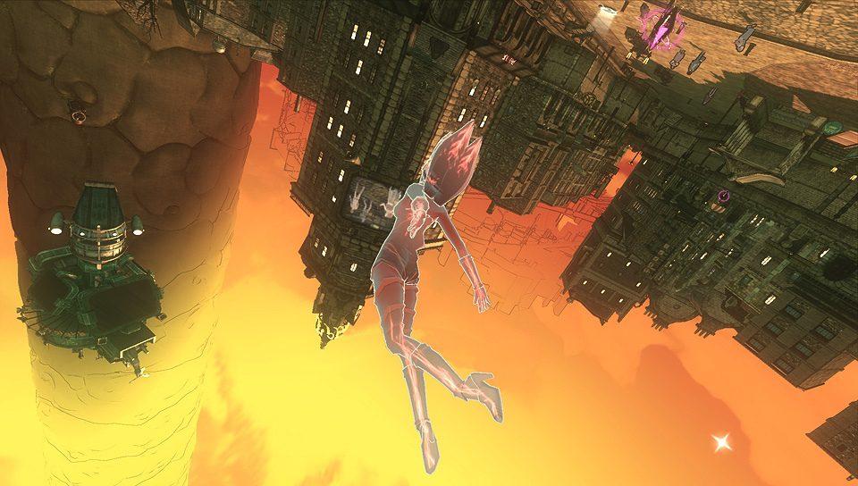 The Art of PS Vita's Gravity Rush