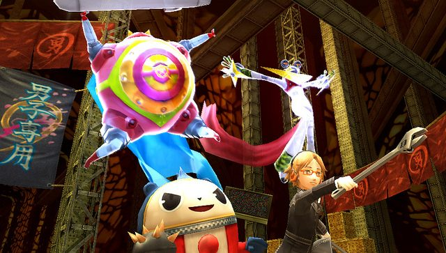 Persona 4 Golden Coming to PS Vita This Fall