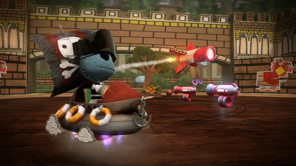 LittleBigPlanet Karting: Sackboy Revs Up Multiplayer For E3