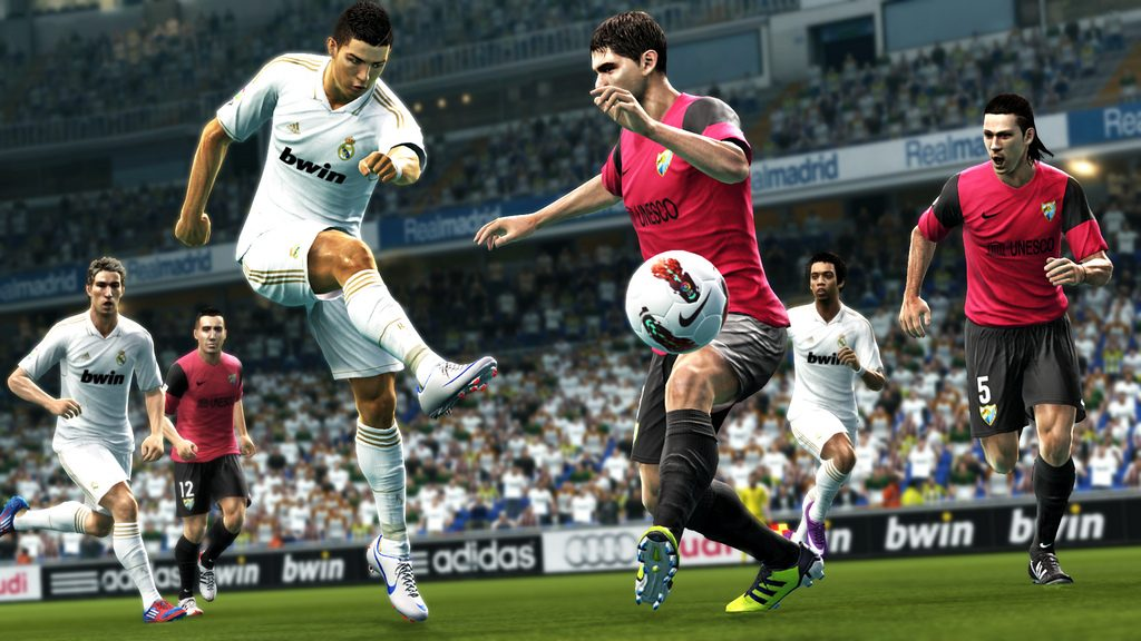 First Look: Pro Evolution Soccer 2013 for PS3