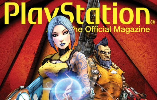 June's PlayStation: The Official Magazine Issue sets its sights on Borderlands 2