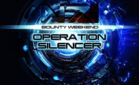 Mass Effect 3 Multiplayer: Free Goliath and Raptor Packs, Operation Silencer