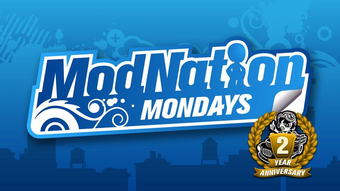 ModNation Monday's Two-Year Anniversary