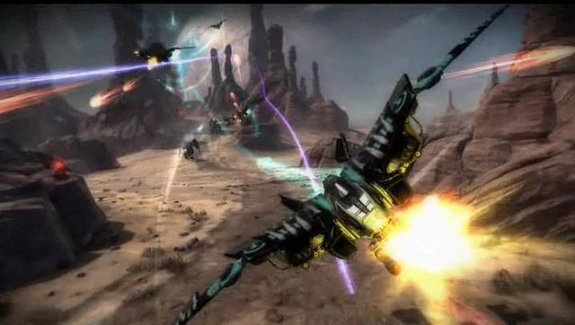 Starhawk Mobile Uplink Available on Android and iOS Now