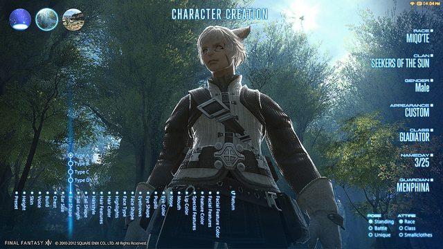 Final Fantasy XIV PS3 Update – Interview, New Details