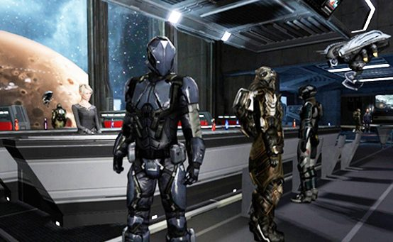 More DUST 514 Beta Codes Available in PlayStation Home