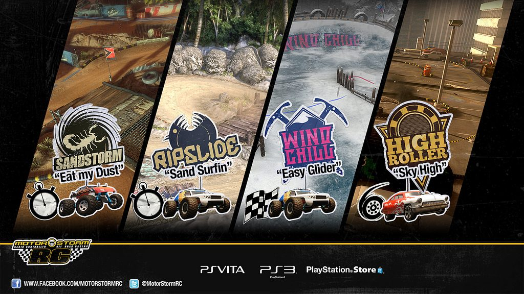 Free Update: MotorStorm RC Gets New Demo Tracks, New Features