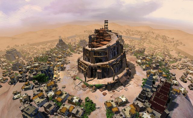 Babel Rising on PSN Today, Unleash God-Like Powers with PS Move