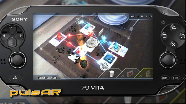 3…2…1…PulzAR! PS Vita Gets Augmented Reality Puzzle Game Today