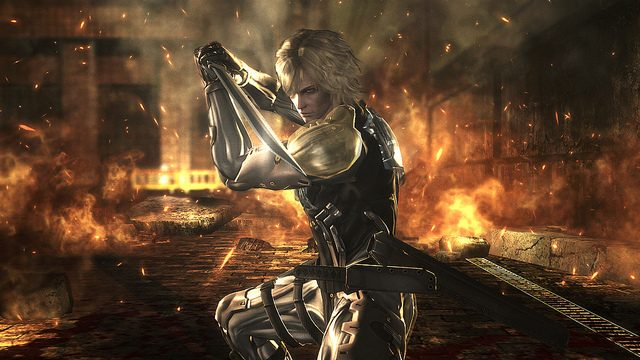 A Quick Slice with Metal Gear Rising: Revengeance